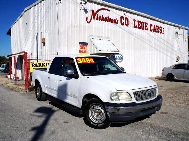 2001 Ford F-150 Visit Nicholsons College Cars online at wwwnicholsoncarscom to see more pictures