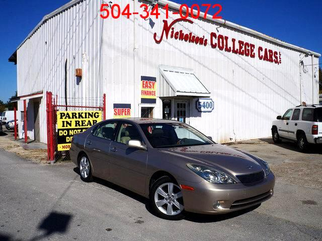 2005 Lexus ES 330 Visit Nicholsons College Cars online at wwwnicholsoncarscom to see more picture