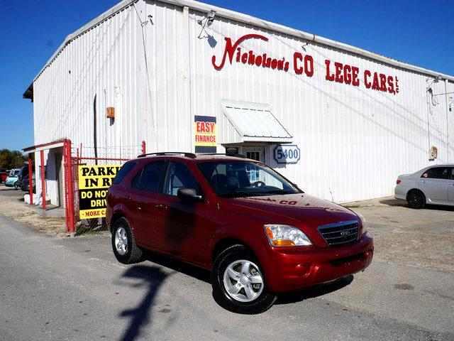 2008 Kia Sorento Visit Nicholsons College Cars online at wwwnicholsoncarscom to see more pictures