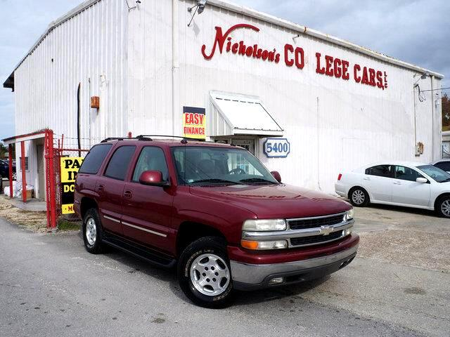 2004 Chevrolet Tahoe Visit Nicholsons College Cars online at wwwnicholsoncarscom to see more pict