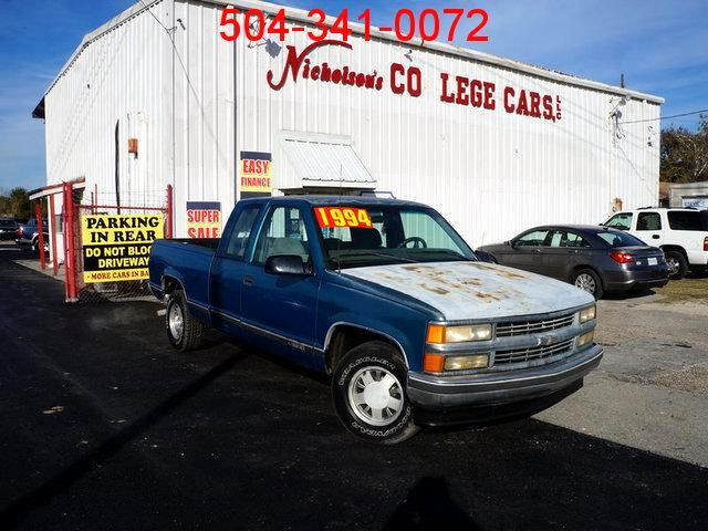 1997 Chevrolet CK 1500 Visit Nicholsons College Cars online at wwwnicholsoncarscom to see more p