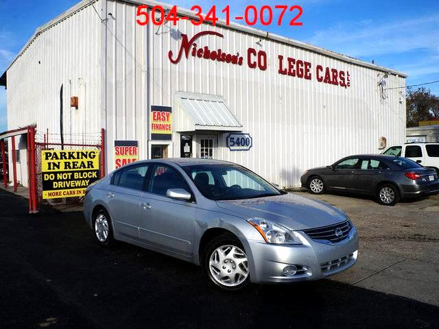 2012 Nissan Altima Visit Nicholsons College Cars online at wwwnicholsoncarscom to see more pictu
