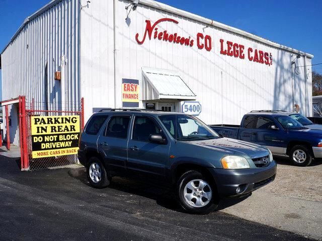2003 Mazda Tribute Visit Nicholsons College Cars online at wwwnicholsoncarscom to see more pictur