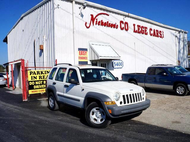 2005 Jeep Liberty Visit Nicholsons College Cars online at wwwnicholsoncarscom to see more pictur