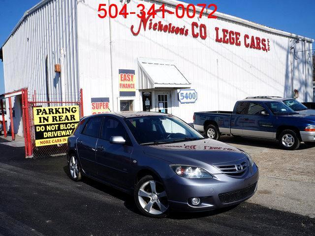 2005 Mazda MAZDA3 Visit Nicholsons College Cars online at wwwnicholsoncarscom to see more pictur