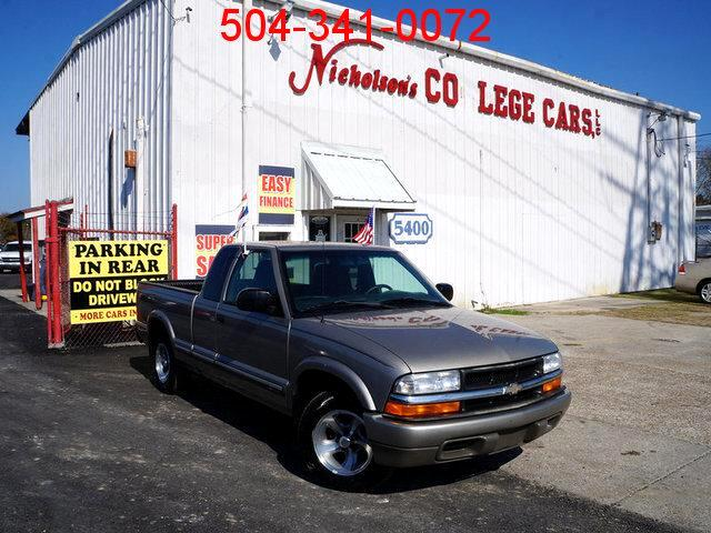 2001 Chevrolet S10 Visit Nicholsons College Cars online at wwwnicholsoncarscom to see more pictur