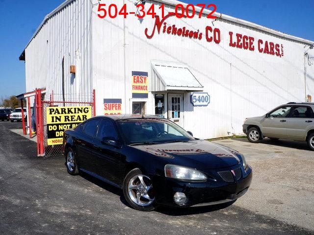 2004 Pontiac Grand Prix Visit Nicholsons College Cars online at wwwnicholsoncarscom to see more p