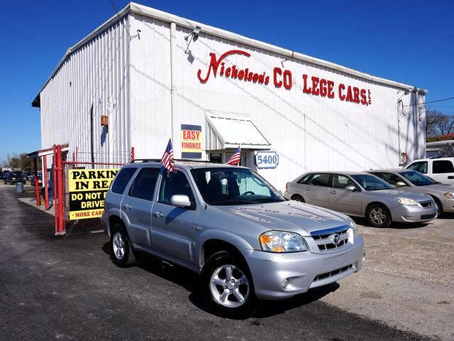 2006 Mazda Tribute Visit Nicholsons College Cars online at wwwnicholsoncarscom to see more pictur