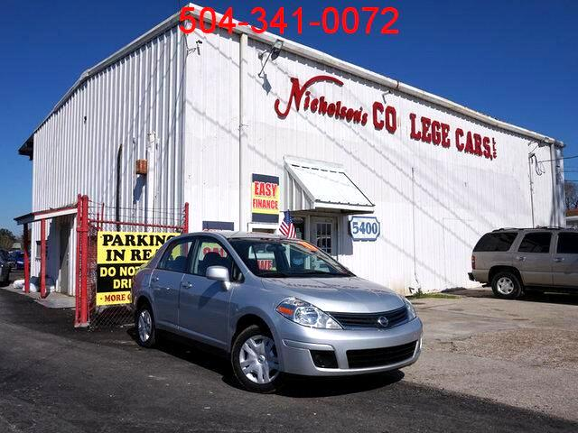 2011 Nissan Versa Visit Nicholsons College Cars online at wwwnicholsoncarscom to see more picture