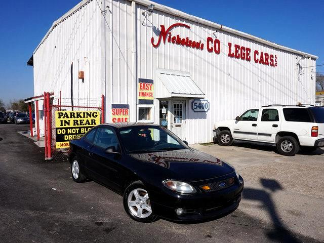 2003 Ford ZX2 Visit Nicholsons College Cars online at wwwnicholsoncarscom to see more pictures of