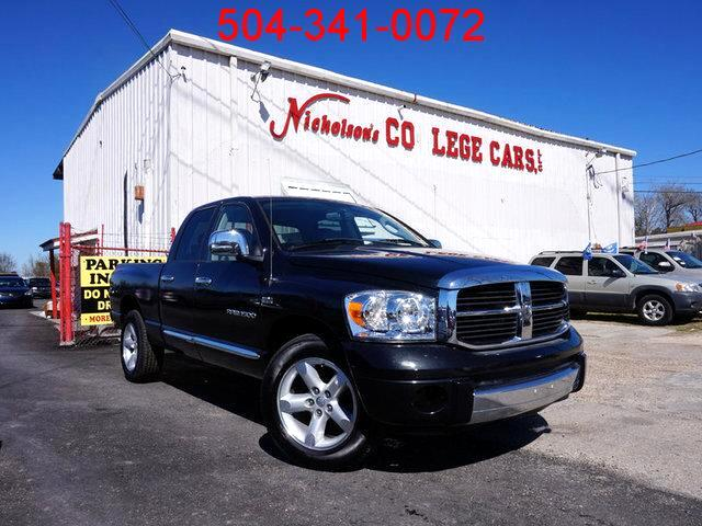 2007 Dodge Ram 1500 Visit Nicholsons College Cars online at wwwnicholsoncarscom to see more pict