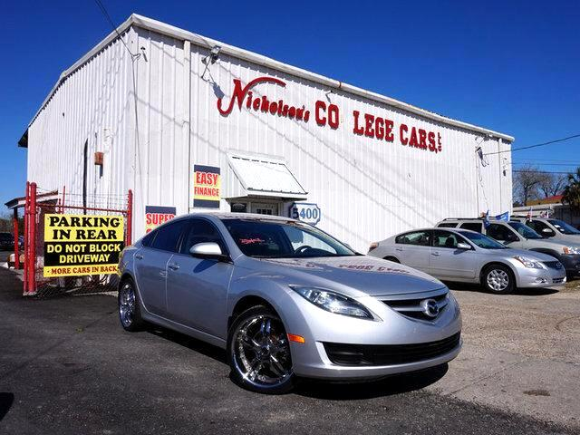 2011 Mazda MAZDA6 Visit Nicholsons College Cars online at wwwnicholsoncarscom to see more picture