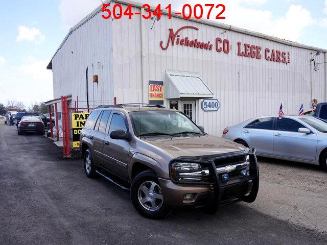 2003 Chevrolet TrailBlazer Visit Nicholsons College Cars online at wwwnicholsoncarscom to see mo