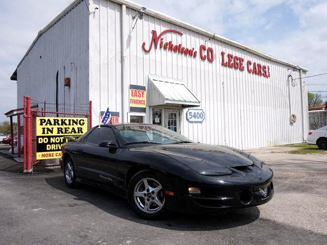 1999 Pontiac Firebird Visit Nicholsons College Cars online at wwwnicholsoncarscom to see more pi