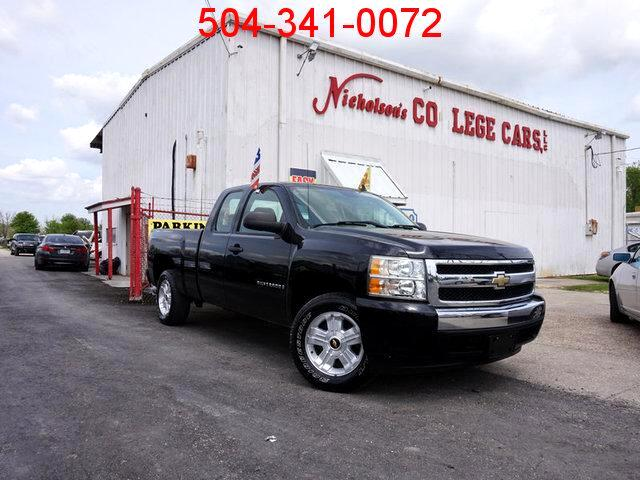 2008 Chevrolet SILVERADO Visit Nicholsons College Cars online at wwwnicholsoncarscom to see more