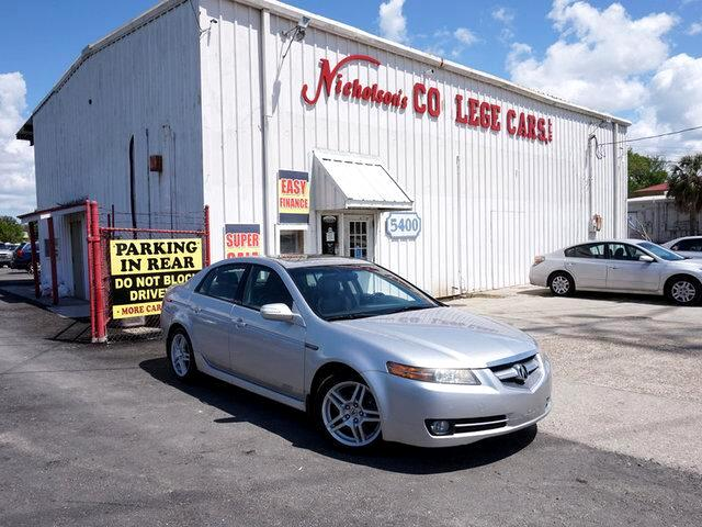 2008 Acura TL Visit Nicholsons College Cars online at wwwnicholsoncarscom to see more pictures o
