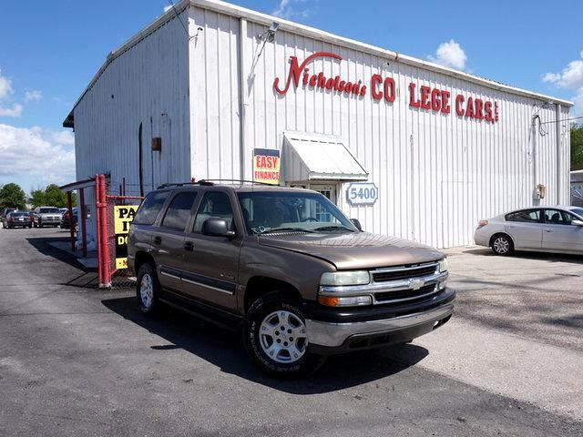 2003 Chevrolet Tahoe Visit Nicholsons College Cars online at wwwnicholsoncarscom to see more pic