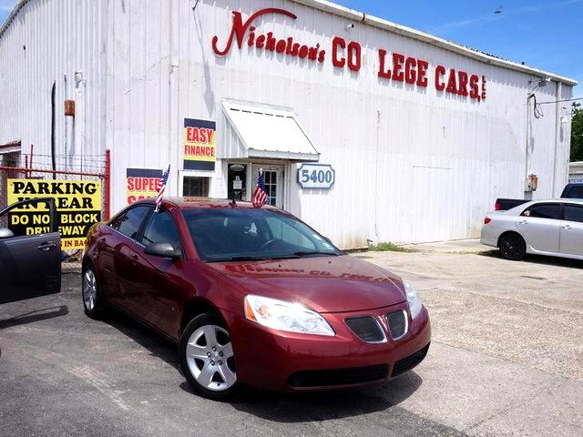2009 Pontiac G6 Visit Nicholsons College Cars online at wwwnicholsoncarscom to see more pictures