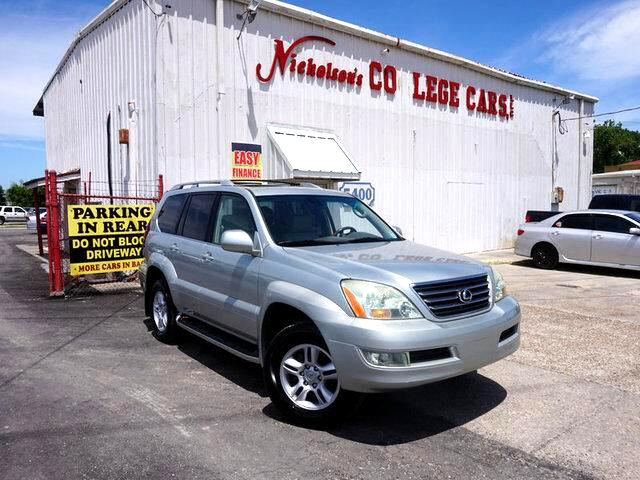 2005 Lexus GX 470 Visit Nicholsons College Cars online at wwwnicholsoncarscom to see more pictur