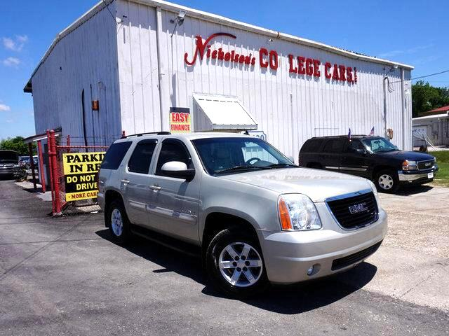2007 GMC Yukon Visit Nicholsons College Cars online at wwwnicholsoncarscom to see more pictures