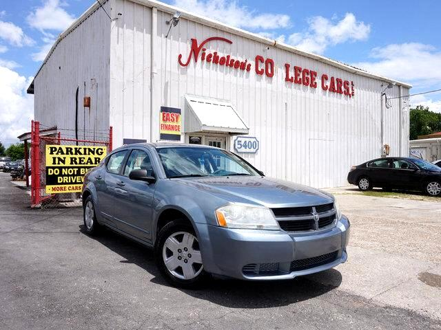 2008 Dodge Avenger Visit Nicholsons College Cars online at wwwnicholsoncarscom to see more pictu