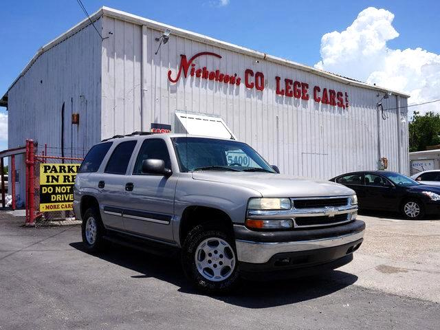 2005 Chevrolet Tahoe Visit Nicholsons College Cars online at wwwnicholsoncarscom to see more pic