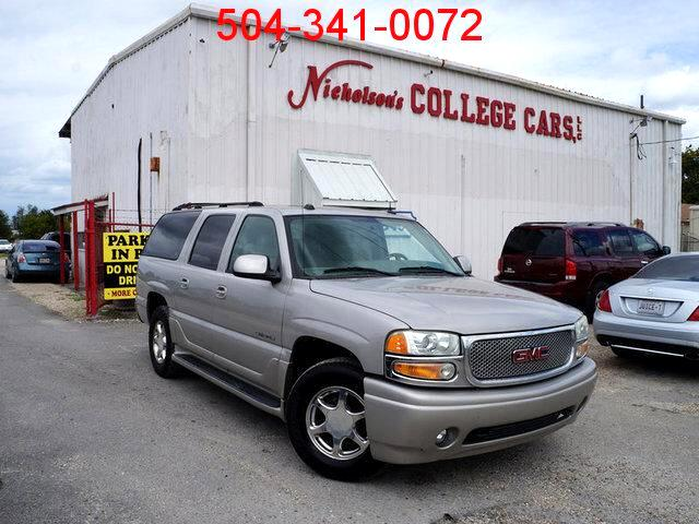 2004 GMC Yukon GREAT FINANCING PROGRAMS FOR EVERYONE GIVE US A CALL OR APPLY ONLINE WE TAKE TRADES