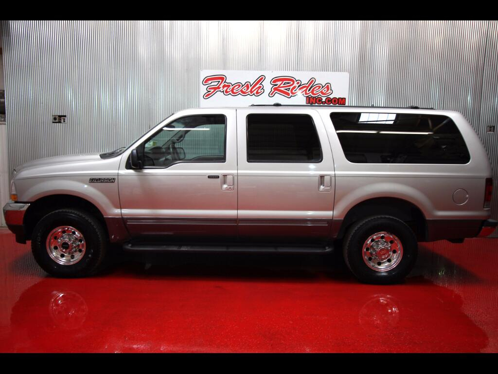 2002 Ford Excursion XLT 4WD