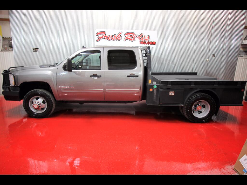 2008 Chevrolet Silverado 3500HD LT Crew Cab Long Box 4WD