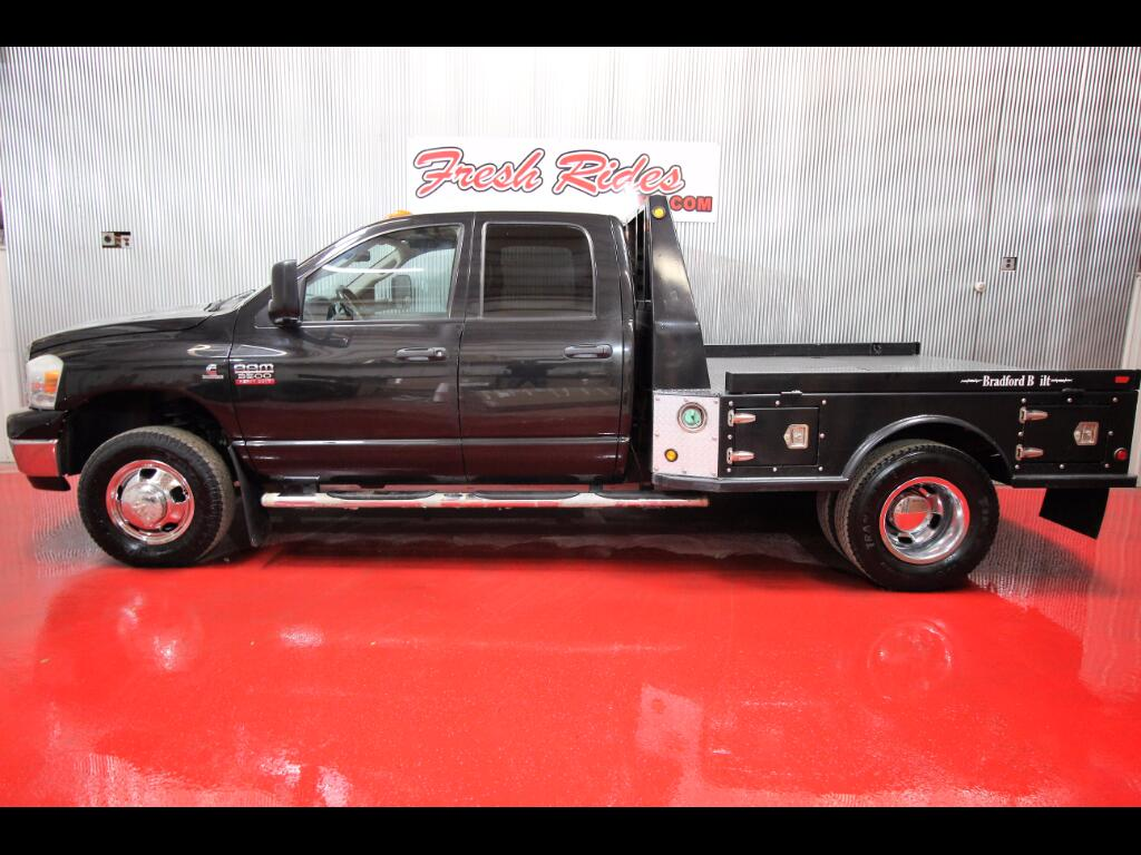 2009 Dodge Ram 3500 SLT Quad Cab Long Bed 4WD DRW