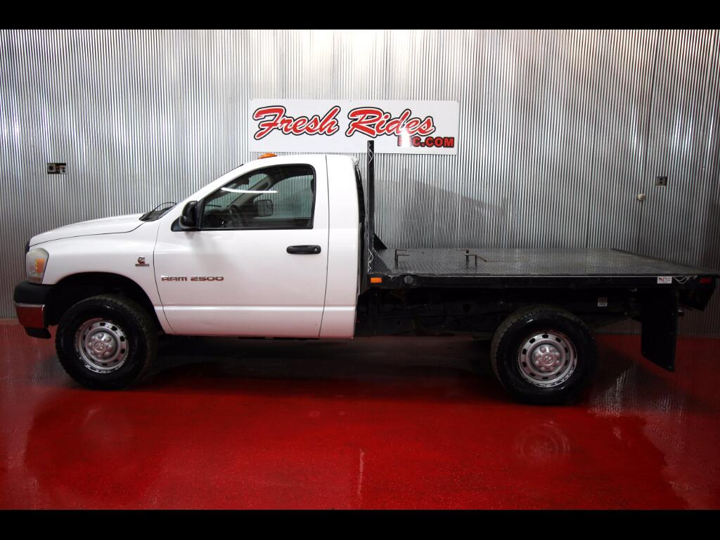 2006 Dodge Ram 2500 Reg. Cab Long Bed 4WD