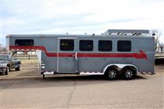 2003 Charmac 4 Horse