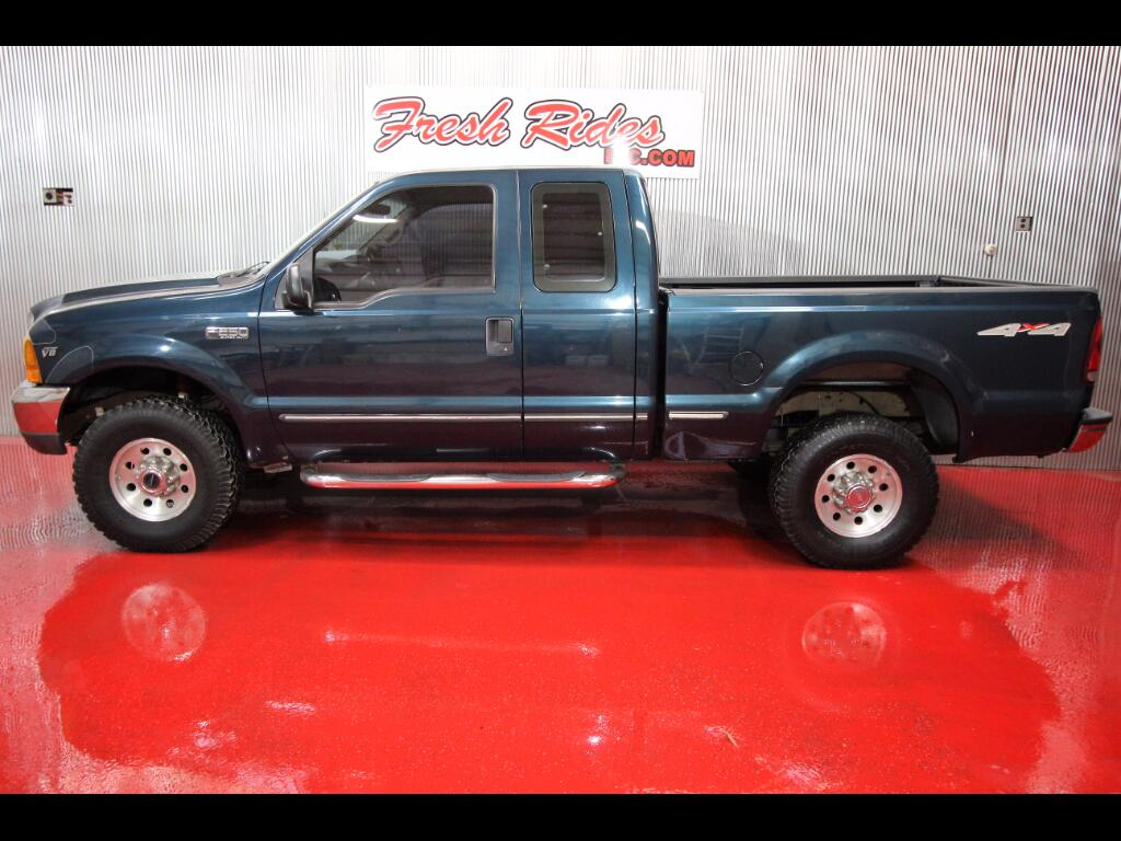 1999 Ford F-250 SD XLT SuperCab 4WD