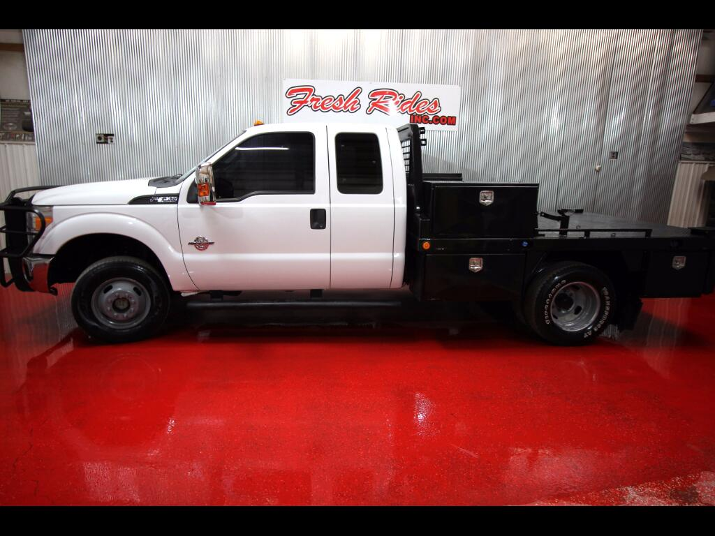 2011 Ford F-350 SD XL SuperCab Long Bed 4WD DRW