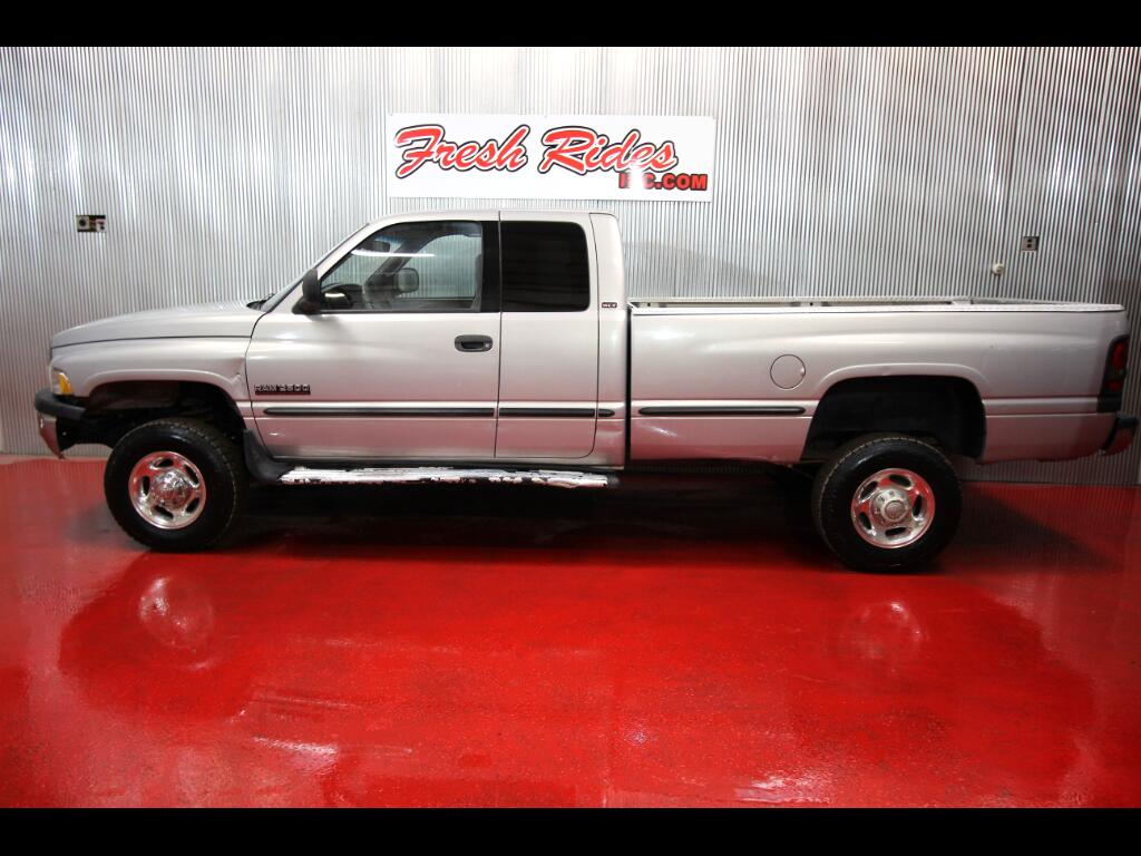 2001 Dodge Ram 2500 SLT Quad Cab Long Bed 4WD