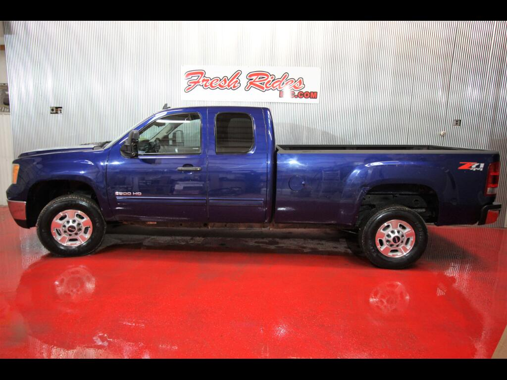 2013 GMC Sierra 2500HD SLE Ext. Cab Long Bed 4WD