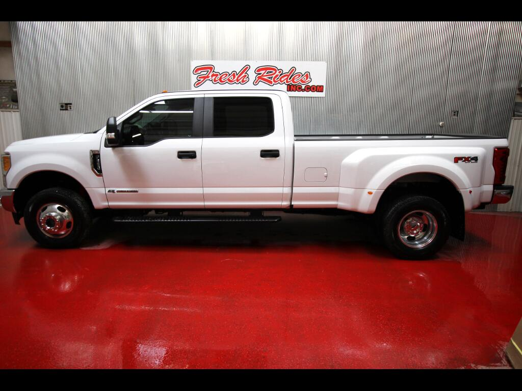 2017 Ford F-350 SD FX4 Crew Cab Long Bed DRW 4WD