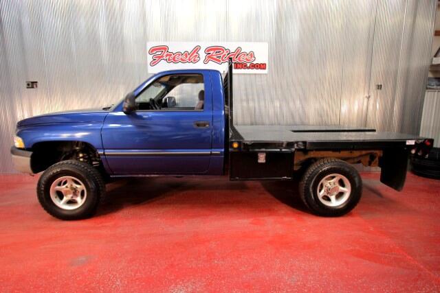 1995 Dodge Ram 2500 LT LD Reg. Cab 8-ft. Bed 4WD