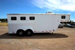 2000 Featherlite Trailers 1610