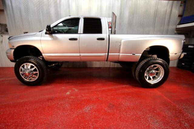 2004 Dodge Ram 3500 Laramie Quad Cab Long Bed 4WD DRW