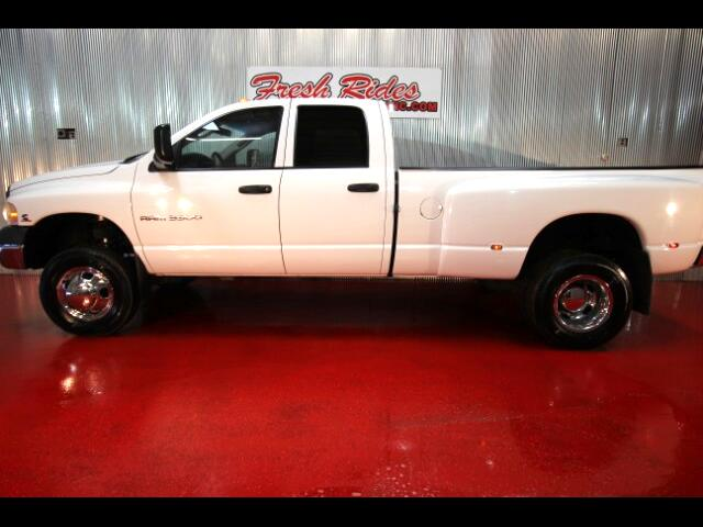 2004 Dodge Ram 3500 ST Quad Cab Long Bed 4WD DRW