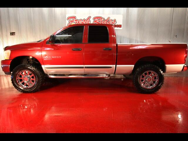 2006 Dodge Ram 2500 SLT Quad Cab Short Bed 4WD