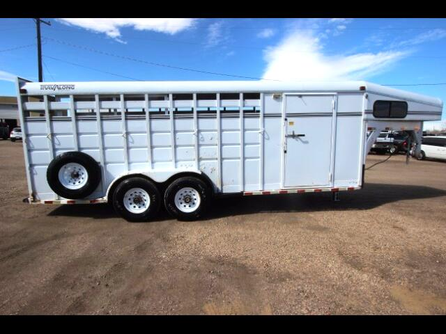 1998 Trailer Used Travalong Trailer