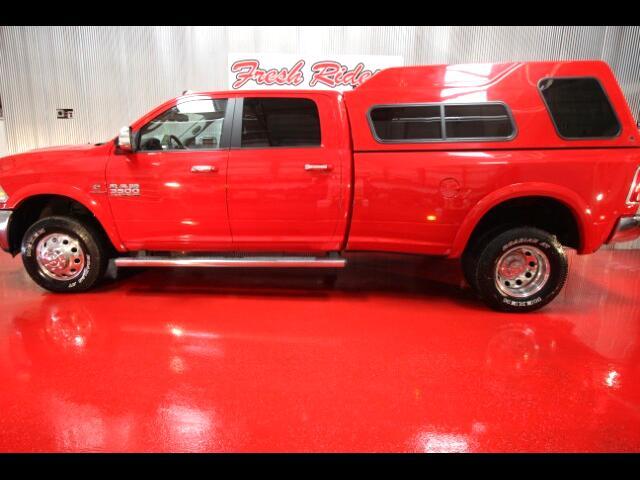 2015 RAM 3500 Laramie Crew Cab LWB 4WD DRW
