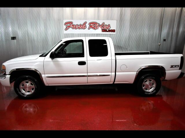 2003 GMC Sierra 1500 Ext. Cab 6.5-ft. Bed 4WD