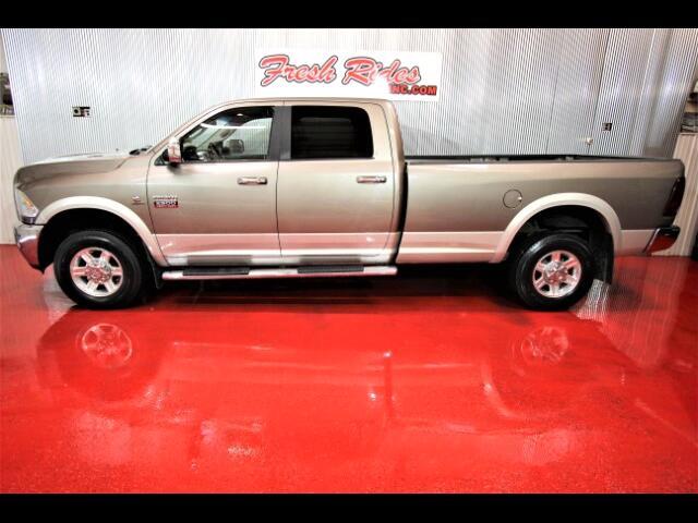 2010 Dodge Ram 3500 Laramie Crew Cab LWB 4WD