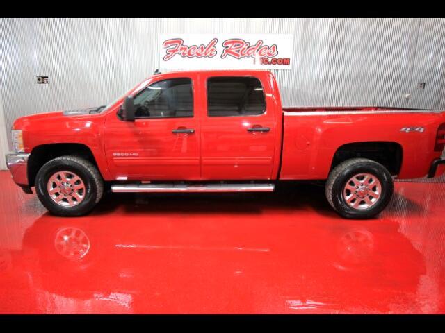 2011 Chevrolet Silverado 3500HD LT Crew Cab 4WD
