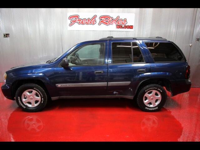 2003 Chevrolet TrailBlazer LT 4WD