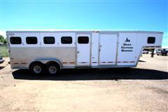 2000 Hart 5 Horse Slant