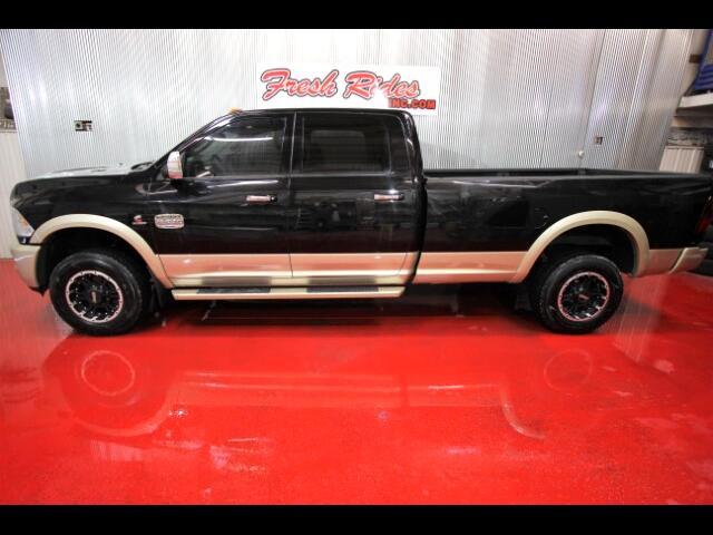 2012 RAM 2500 Laramie Longhorn Edition Crew Cab LWB 4WD